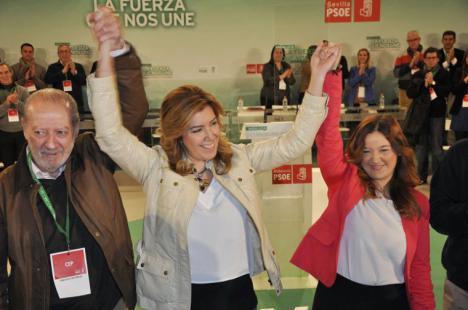 Pedró Sánchez no está dispuesto a que las diputaciones andaluzas sigan estando dirigidas por Susana Díaz