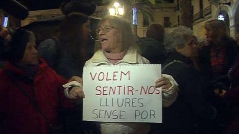 Detenido un hombre por intentar secuestrar a una niña de 8 años en la plaza de los Luceros de Alicante