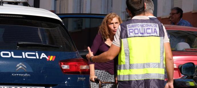 La viuda negra acusada de matar a su marido en un parkingtenía en su casa 24.000 euros
