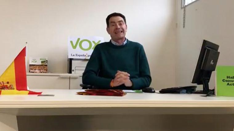 Los Mossos d'Esquadra detienen al presidente de Vox en Lleida por presuntos delitos contra la libertad sexual