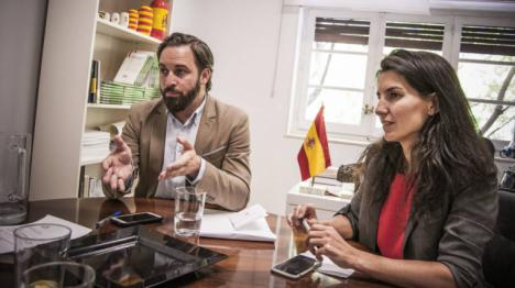 VOX quiere convertir España en el Oeste Americano