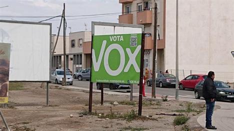 Unidas Podemos denuncia ante la Junta Electoral de Almería a Vox