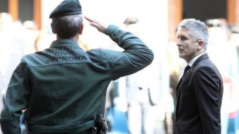 El teniente coronel David Blanes sustituye a Pérez de los Cobos al mando de la Comandancia de la guardia civil en Madrid