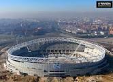 El Atletico de Madrid estrenará nuevo campo.