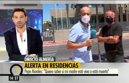 Una denuncia al Defensor del Pueblo Andaluz tras las informaciones publicadas por Nuevodiario, precipitó la inspección a la Residencia de Mayores del Zapillo y el posterior despido de Magdalena Cantero, como directora del centro