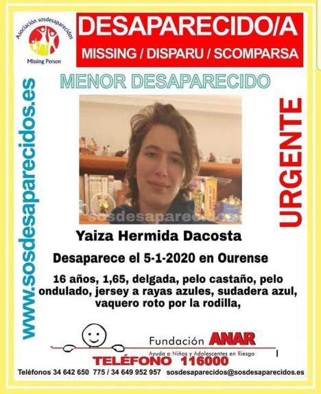 Se busca a la menor desaparecida durante la Cabalgata de Reyes de Ourense