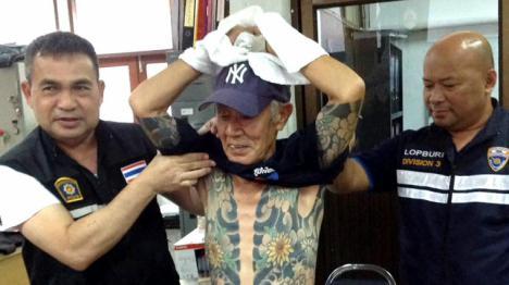 Detenido un ex- jefe de la Yakuza japonesa