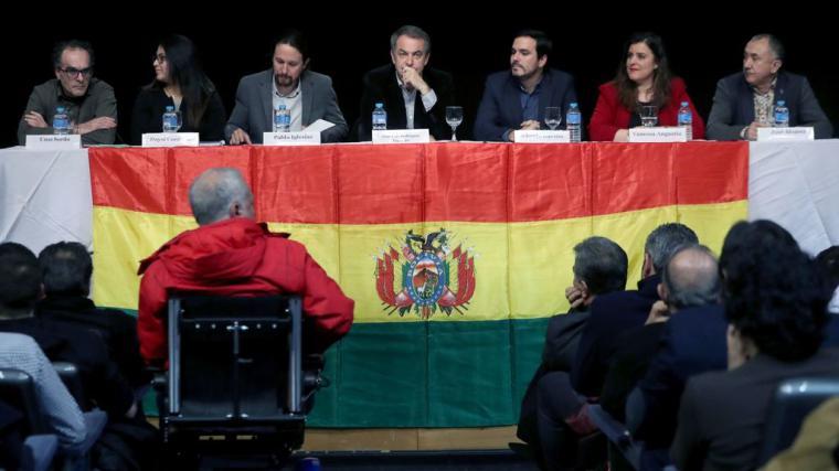 Zapatero se la metió doblada a Iglesias o este no se enteró