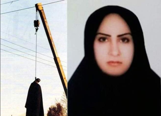La joven Zeinab Sekaanvand fue ejecutada la mañana del pasado martes.